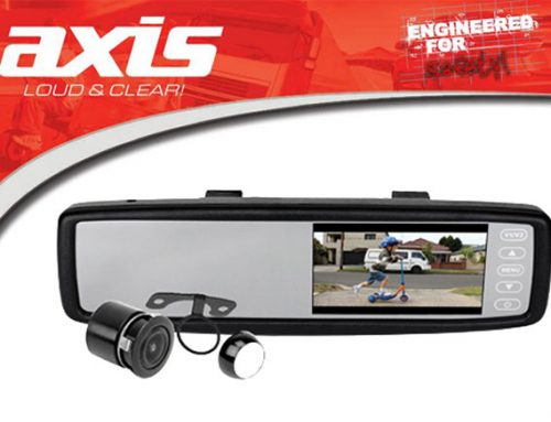 Axis Rear View Monitor